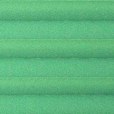 Шторы плиссе Креп перла зеленый