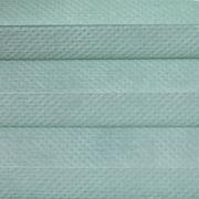 Шторы плиссе Гофре Папирус зеленый
