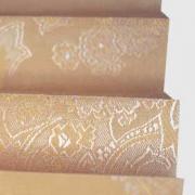 Шторы плиссе Исфахан светло-коричневый