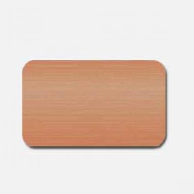 Горизонтальные жалюзи светло-коричневые металлик