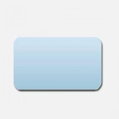 Горизонтальные жалюзи голубые глянцевые