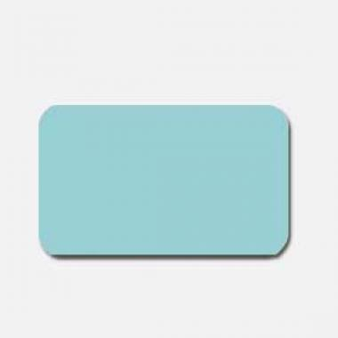 Горизонтальные жалюзи голубые металлик