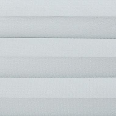 Шторы плиссе Гофре Папирус БО белый