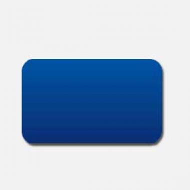 Горизонтальные жалюзи синие глянцевые