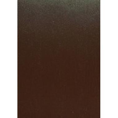 Ламинированное окно цвета коричневый каштан