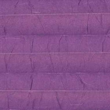 Шторы плиссе Краш перла лиловый