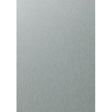 Ламинированное окно цвета серебряный штрих