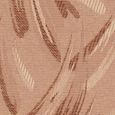 Вертикальные жалюзи ДЖАНГЛ бронзовый металлик 7125