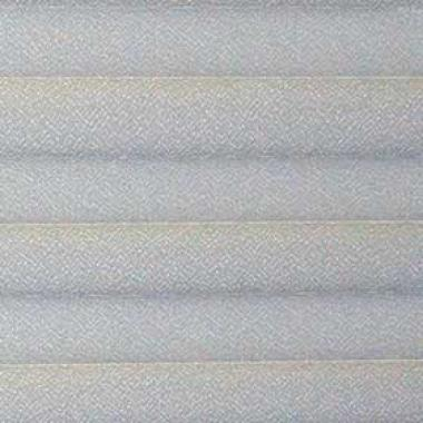 Шторы плиссе Креп перла серый