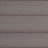 Шторы плиссе Гофре Экошик светло-коричневый
