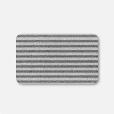 Горизонтальные жалюзи серебро матовые металлик