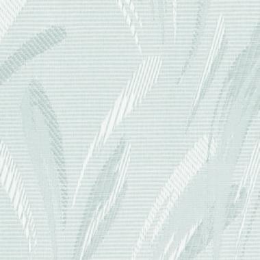 Вертикальные жалюзи ДЖАНГЛ голубой 5102