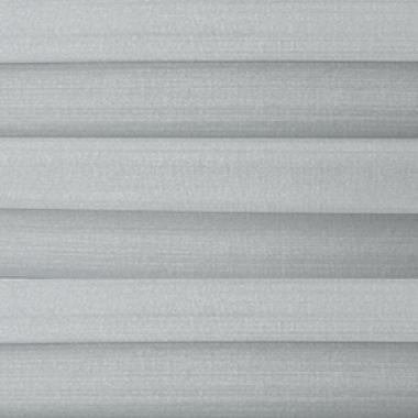 Шторы плиссе Капри Перла светло-серый