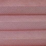 Шторы плиссе Гофре Папирус розовый