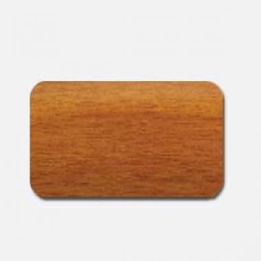 Горизонтальные жалюзи коричневые под дерево