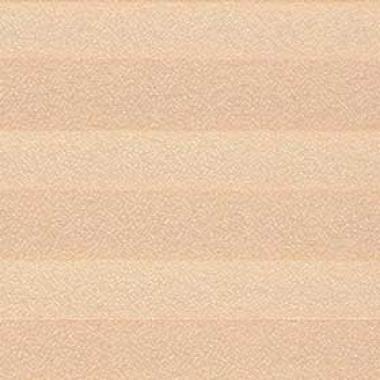 Шторы плиссе Креп персик