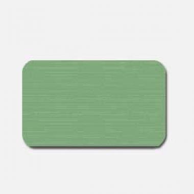 Горизонтальные жалюзи зеленые металлик
