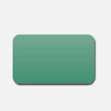 Горизонтальные жалюзи зеленые матовые