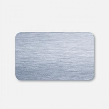 Горизонтальные жалюзи голубые браш