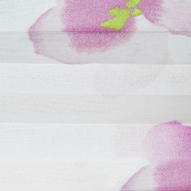 Шторы плиссе Виола темно-лиловый
