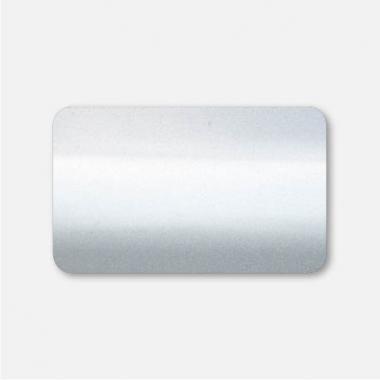 Горизонтальные жалюзи серебро металлик