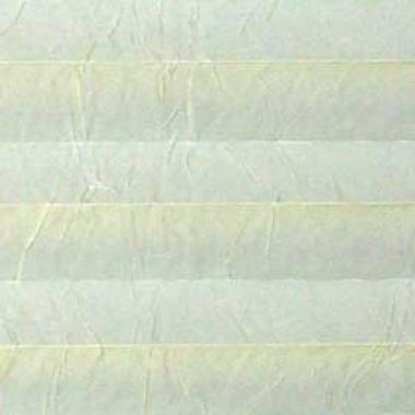 Шторы плиссе Краш перла светло-зеленый