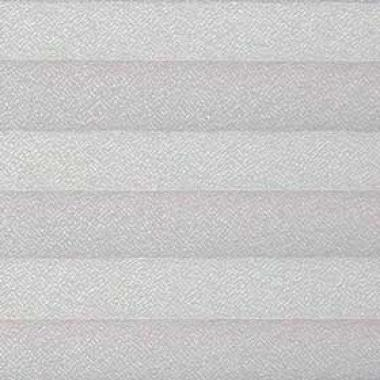 Шторы плиссе Креп светло-серый