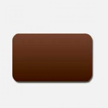 Горизонтальные жалюзи коричневые матовые