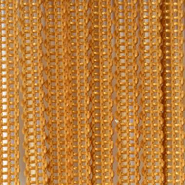 Вертикальные жалюзи БРИЗ золотистый 2853