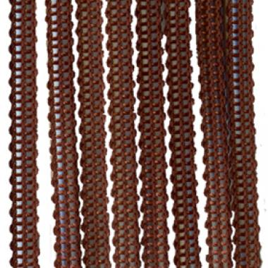 Вертикальные жалюзи БРИЗ коричневый 2880