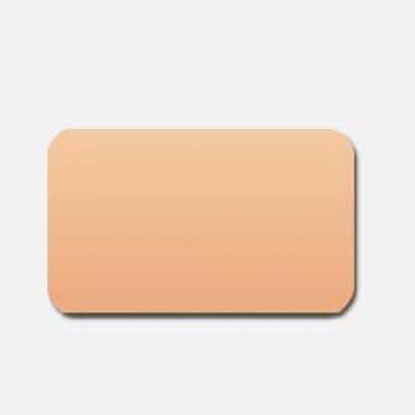 Горизонтальные жалюзи темно - персиковые матовые