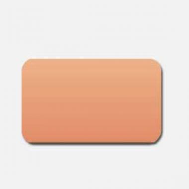Горизонтальные жалюзи темно - персиковые матовый
