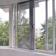 Раздвижные балконные москитные сетки