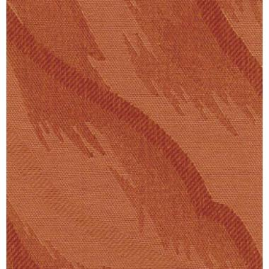Вертикальные жалюзи РИО оранжевый 4290