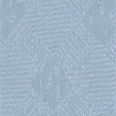 Вертикальные жалюзи ЖЕМЧУГ голубой 5102