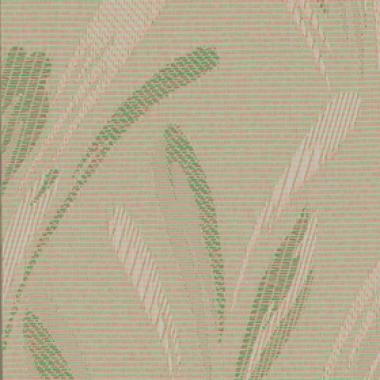 Вертикальные жалюзи ДЖАНГЛ зеленый металлик 7256