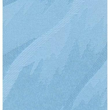 Вертикальные жалюзи РИО голубой 5173