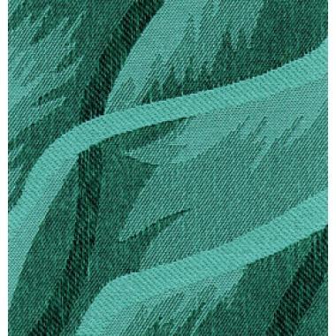 Вертикальные жалюзи РИО т.зеленый 5921