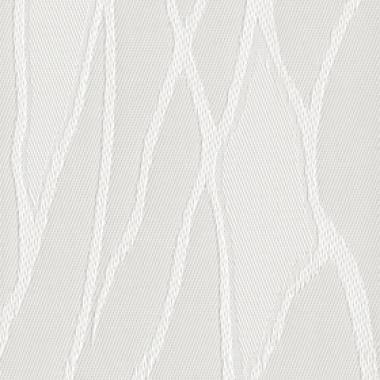 Вертикальные жалюзи ЖАККАРД BLACK-OUT  белый 0225