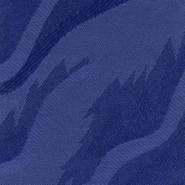 Вертикальные жалюзи РИО синий 5470