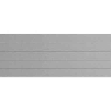 Горизонтальные жалюзи серого цвета 48 16 мм
