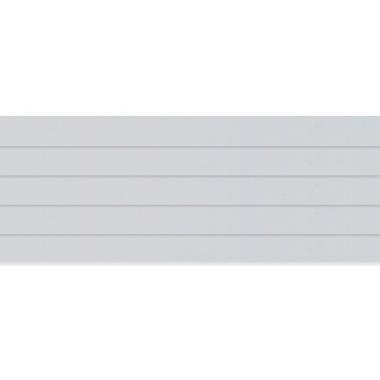 Горизонтальные жалюзи светло серого цвета 90 16 мм